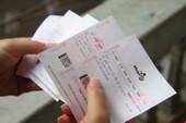Vé số trúng thưởng 112 tỉ đồng được bán ở Hà Nội