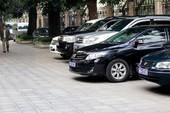 Cấm xài xe do cá nhân, tổ chức biếu tặng vượt chuẩn