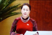 Bộ trưởng Văn hóa trả lời chưa thỏa mãn đại biểu QH