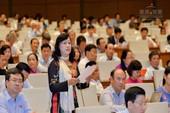 ĐB chất vấn cao tốc Trung Lương - Cần Thơ chậm tiến độ
