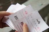 Vé độc đắc trên 130 tỉ phát hành ở Vũng Tàu