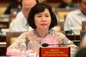 Bộ Công Thương kiểm điểm Thứ trưởng Hồ Thị Kim Thoa