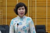 Bà Kim Thoa sẽ nghỉ hưu theo chế độ từ 1-9