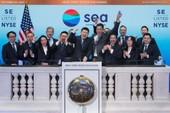 Shopee thành công lớn tại khu vực châu Á