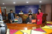 Hợp tác kết nối hàng không Việt Nam - Ấn Độ