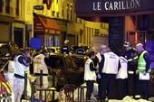 Chùm ảnh: Toàn cảnh vụ khủng bố rúng động nước Pháp