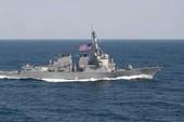 Báo Trung Quốc hô hào tấn công tàu Australia đi vào biển Đông