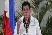 Ông Duterte đổi ý: Philippines cần Mỹ ở biển Đông