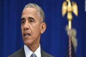 Ông Obama tham gia bầu tổng thống sớm tại Chicago