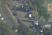 Mỹ: Xả súng gần điểm bỏ phiếu, 1 người chết