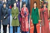 Tổng thống Hàn Quốc bị tố 'cuồng' túi xách, đồ hiệu