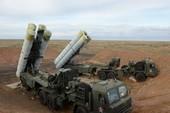 Nga đưa tổ hợp tên lửa S-400 trực chiến ở Moscow