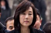 Bị bắt giữ, Bộ trưởng Văn hóa Hàn Quốc từ chức