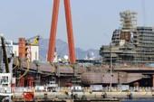 Tàu sân bay mới của Trung Quốc sẽ neo gần Biển Đông?