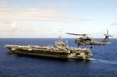Trung Quốc lớn tiếng vụ hải quân Mỹ tuần tra biển Đông