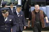 Nhật Bản cung cấp dấu vân tay Kim Jong-nam cho Malaysia