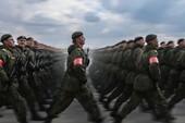 Quân đội Nga tăng quân số lên gần 2 triệu người