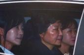 Cựu Tổng thống Hàn Quốc chính thức bị bắt giam