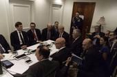 Mỹ tấn công Syria: Hé lộ 'phòng chiến tranh' của Trump