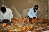 Ai Cập phát hiện 8 xác ướp ở ngôi mộ 3.500 năm tuổi