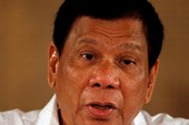 Ông Duterte dọa 'ăn thịt' phiến quân Hồi giáo