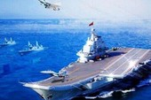 Áp phích của Hải quân TQ mắc lỗi photoshop nghiêm trọng