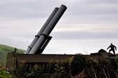 Quân đội Nga báo động sau vụ Triều Tiên phóng tên lửa