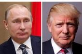 Ông Trump sắp điện đàm với ông Putin