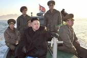Kim Jong-un thăm đảo tiền tuyến, cảnh báo đánh Hàn Quốc
