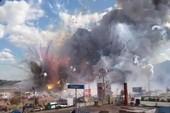 Nổ pháo hoa ở Mexico, ít nhất 12 người thiệt mạng