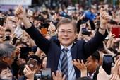 Tân tổng thống Hàn Quốc có cha gốc Triều Tiên