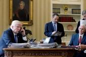Đội ngũ Trump bị tố liên lạc với phía Nga 18 lần