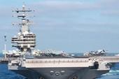 Tàu sân bay thứ hai của Mỹ sắp áp sát Triều Tiên