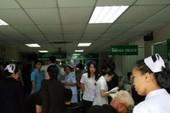 Đánh bom tại bệnh viện quân đội Thái Lan