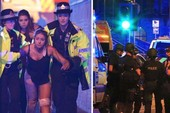 Nổ lớn tại nhà thi đấu Anh, 19 người thiệt mạng