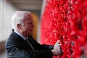 Ông McCain nói ông Putin 'nguy hiểm hơn cả IS'