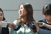 Con gái bạn thân bà Park bị bắt ngay trên máy bay