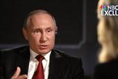 Ông Putin tố Mỹ can thiệp bầu cử khắp thế giới