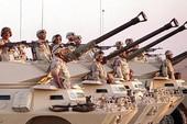 Lo ngại Saudi Arabia-Qatar xung đột quân sự