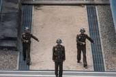 Thêm binh sĩ Triều Tiên đào tẩu sang Hàn Quốc