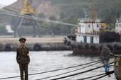Triều Tiên thu giữ du thuyền chở 3 người của Nga