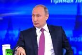 Ông Putin: Nga sẵn sàng cho cựu giám đốc FBI tị nạn