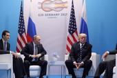 Ông Trump lên tiếng về cuộc gặp với ông Putin