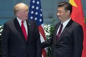 Ông Trump nói 'phải làm gì đó' với Triều Tiên