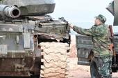Quân Syria càn quét, 'lượm được' 30 tên lửa Mỹ