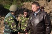 Tổng thống Romania: 'NATO có thể răn đe Nga'