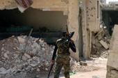 Ông Trump lệnh CIA dừng hỗ trợ phe nổi dậy Syria