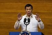Ông Duterte đòi Mỹ trả 3 quả chuông cách đây 116 năm