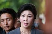 Bà Yingluck đối mặt vụ án nghiêm trọng khác