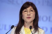 Nữ Bộ trưởng Quốc phòng Nhật chính thức từ chức